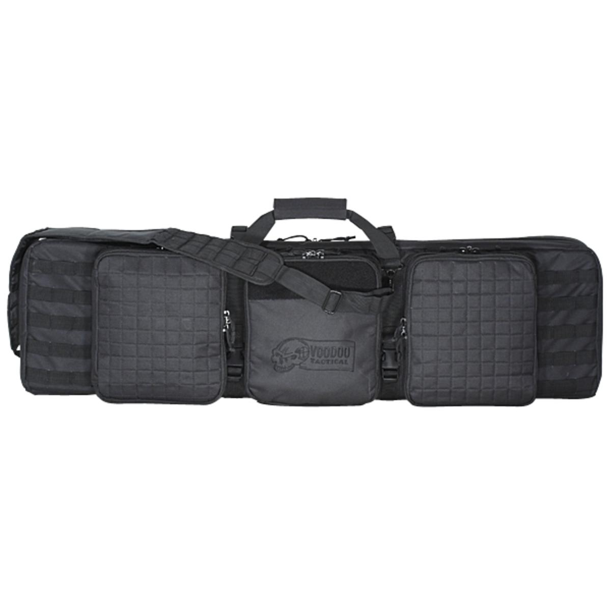 Voodoo Tactical 15 9648 Lockable 42 Inch Molle Soft Rifle Case