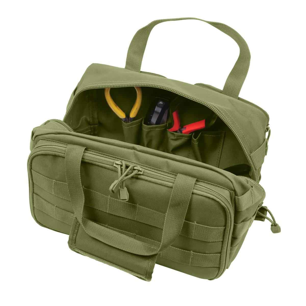 Rothco MOLLE Tactical Military Mechanics Tool Bag w ...