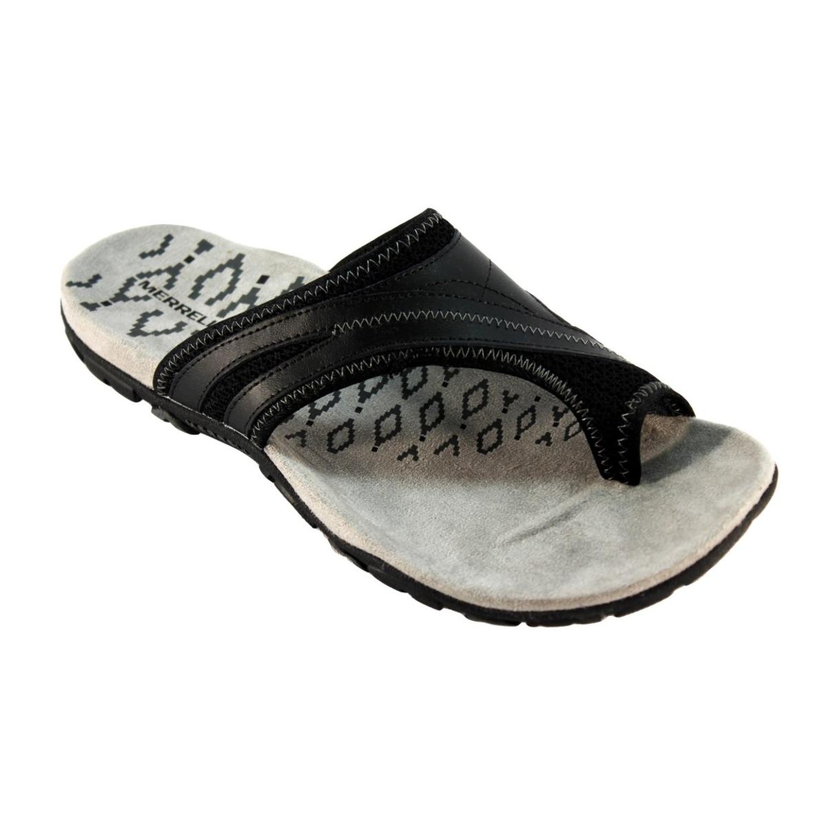 Black merrell sandals - Black Merrell Sandals 26