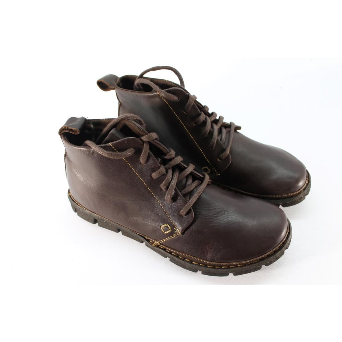 born s jax brown leather chukka boots 9m ebay
