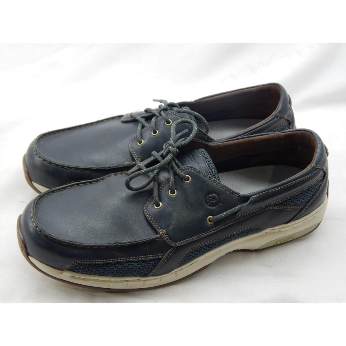 Mens Captain Boat Shoe