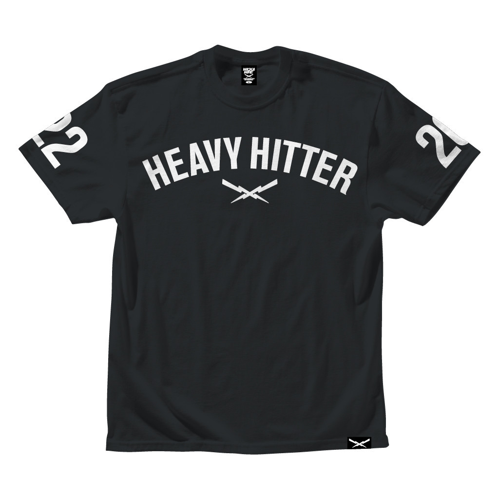 Wick & Wire – Heavy Hitter Shirt | Men & Women Sizes Available Photo