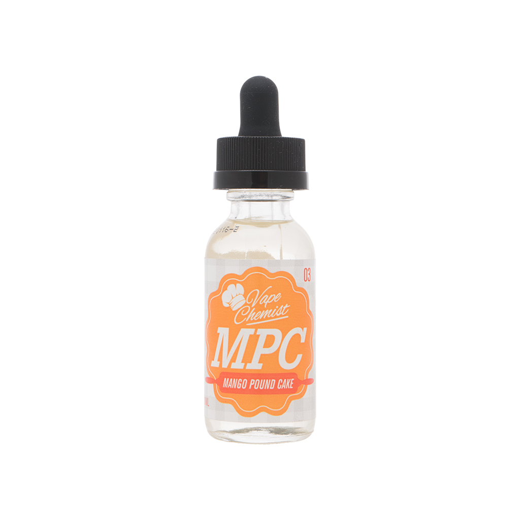 Mango Pound Cake by The Vape Chemist - 30 mL Photo