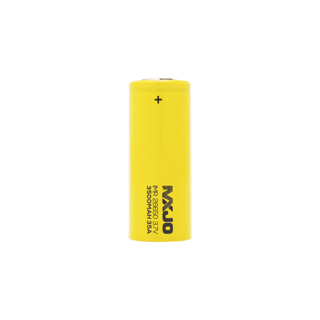 MXJO 26650 3500mah 35A Rechargeable Battery | High-Grade IMR Cell Photo