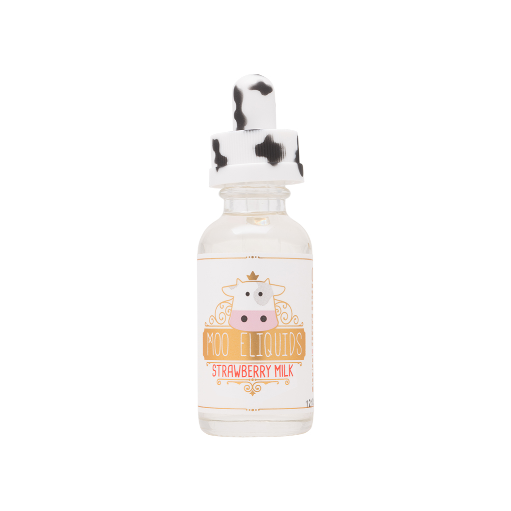 Moo Eliquids - Strawberry Milk Photo