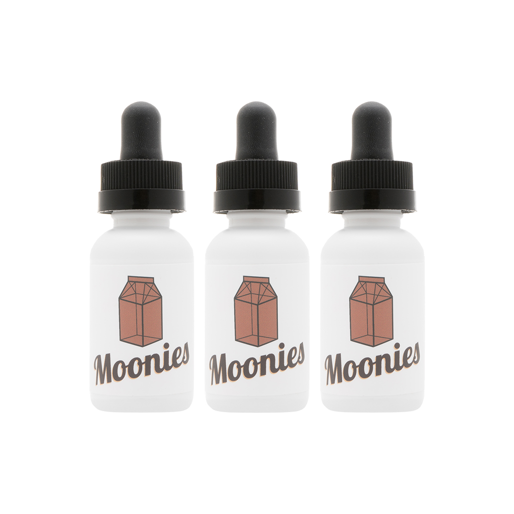 The Milkman - Moonies | Signature Value Pack: 3 Bottles Photo