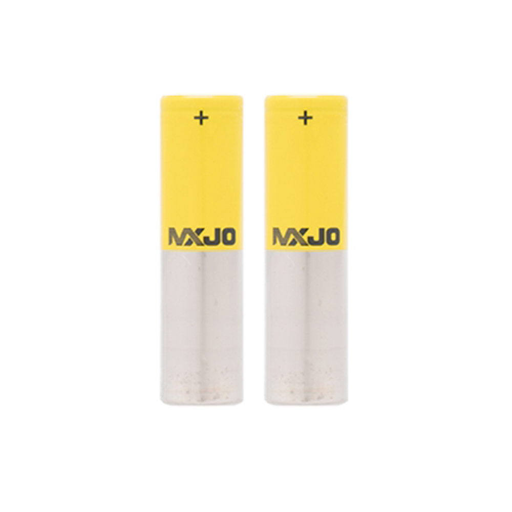 MXJO 18650 3000mah 35A Rechargeable Battery | High-Grade IMR Cell | 2 Pack Photo