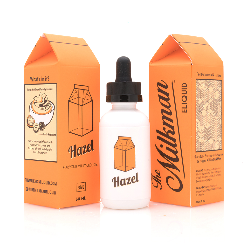 Hazel by The Milkman - 60mL Photo