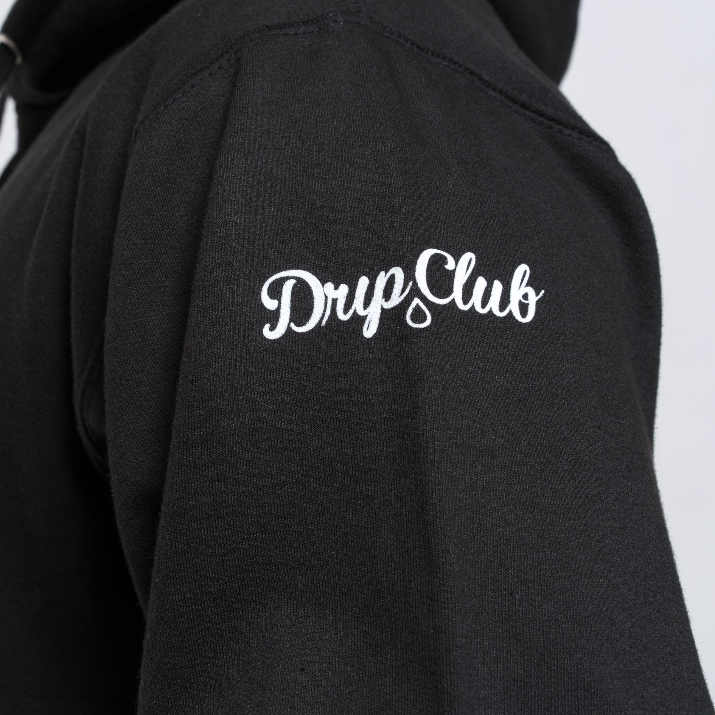 Drip Club Chapters Black Hoody Photo