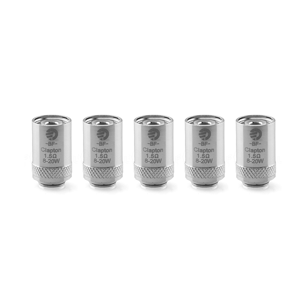 Joyetech Cubis 1.5ohm Clapton Coils (5-Pack) Photo