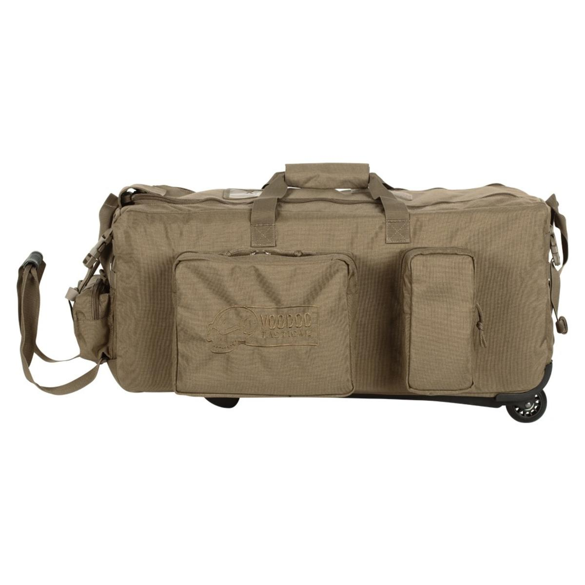 voodoo tactical 15 9687 mini mojo load out bag on wheels w. Black Bedroom Furniture Sets. Home Design Ideas