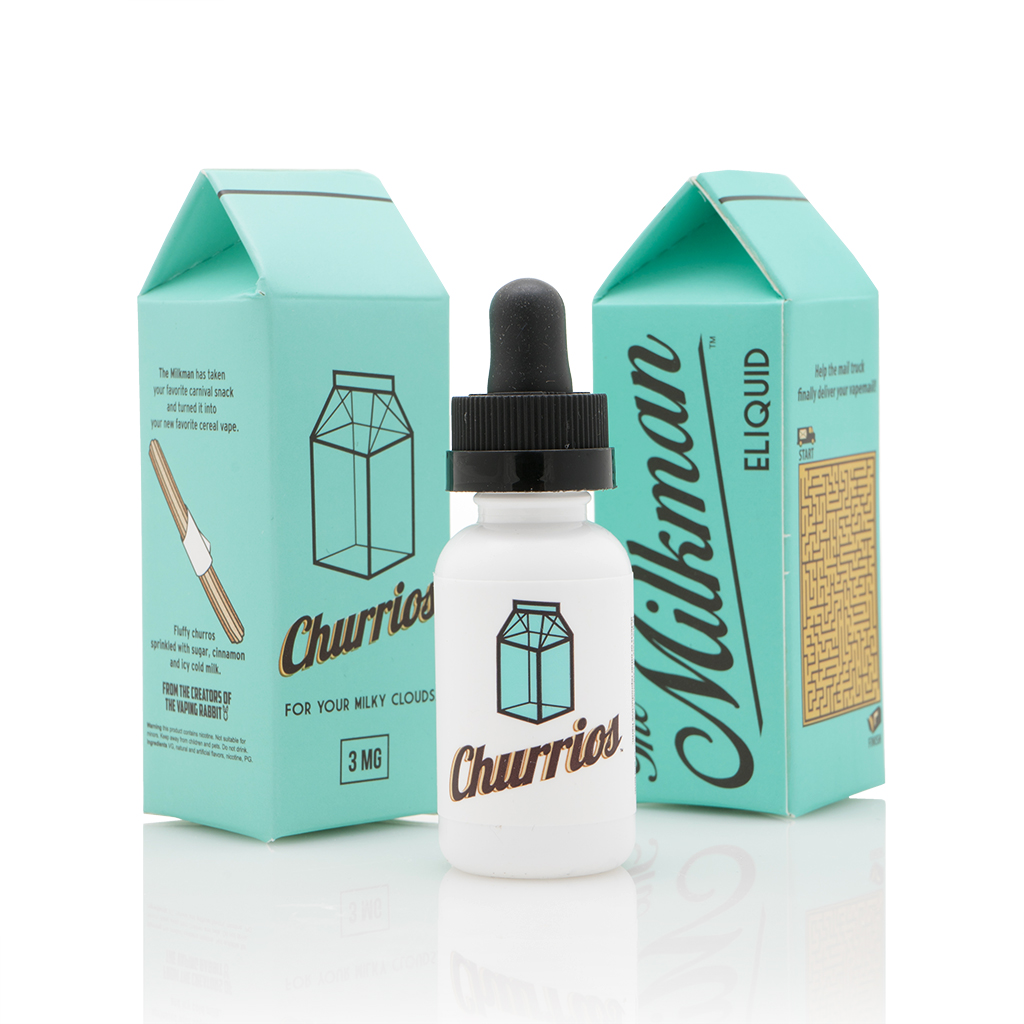 Churrios 30mL by The Milkman Photo