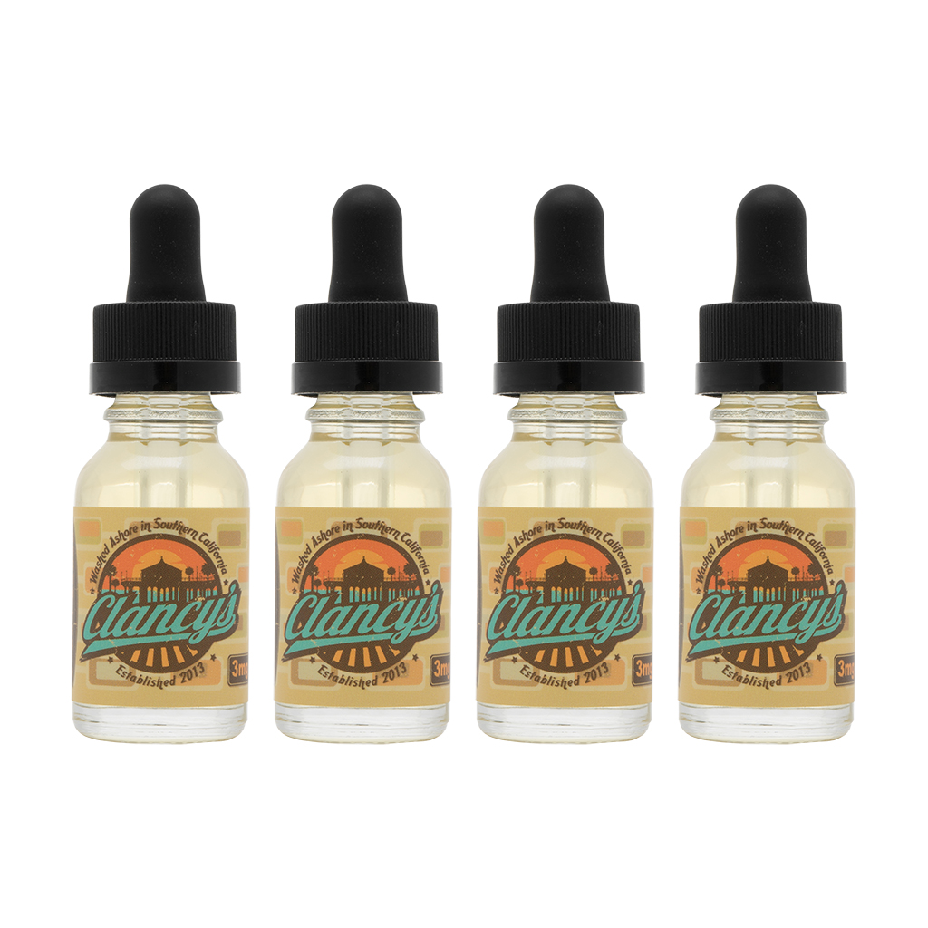Clancy%27s Vapors 4-Flavor Collection | 60mL - $60.00 Value! Photo