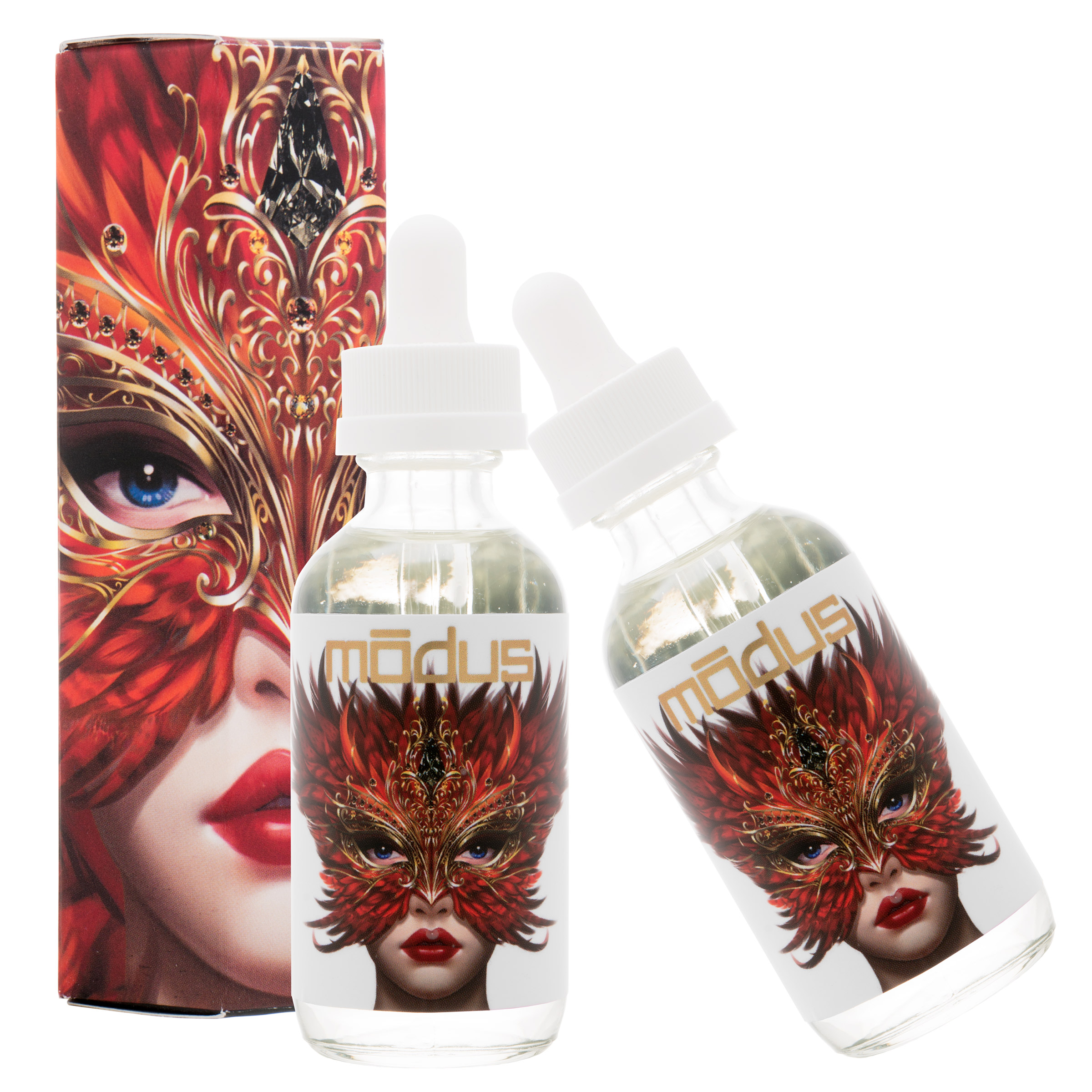 Modus Vapors - Molly | Signature Value Pack: 2 Bottles 120mL Photo