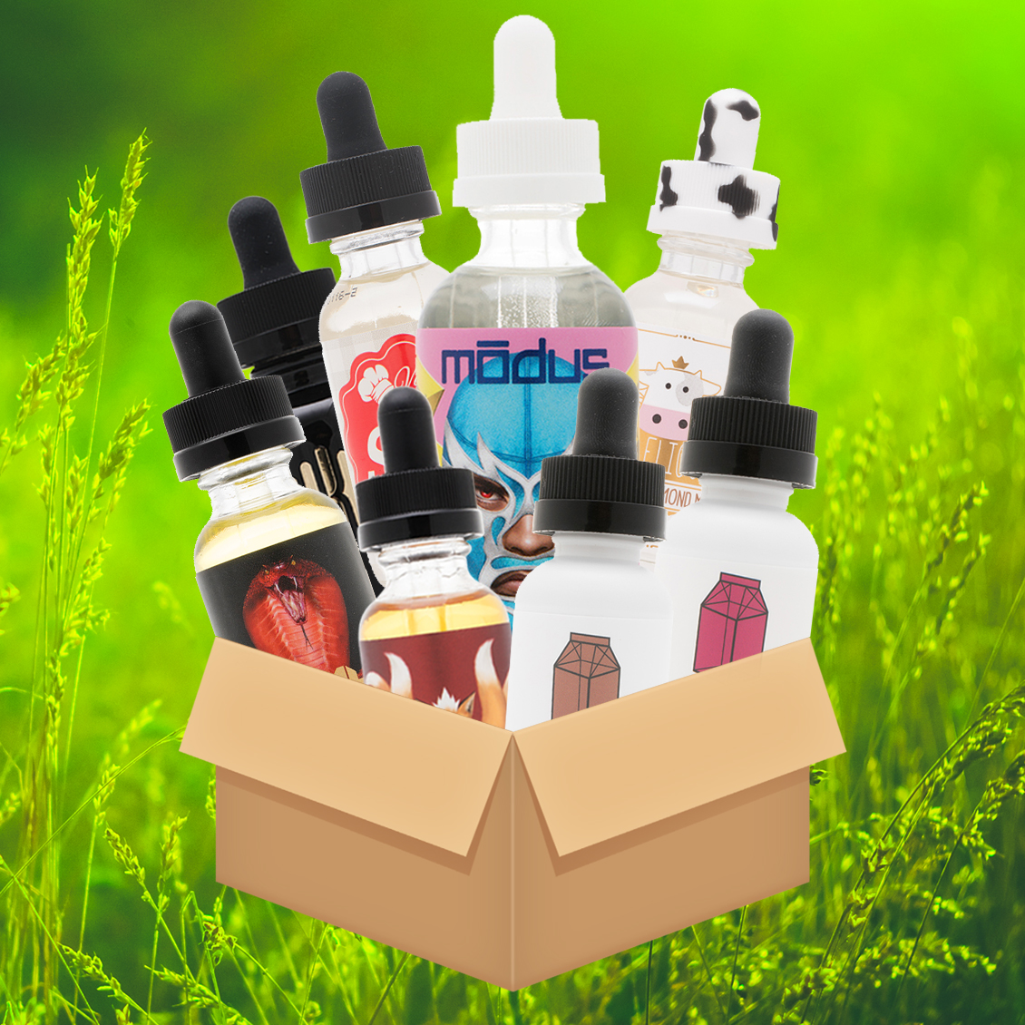 Customer Appreciation Bundle 3 - 270+mL! Photo