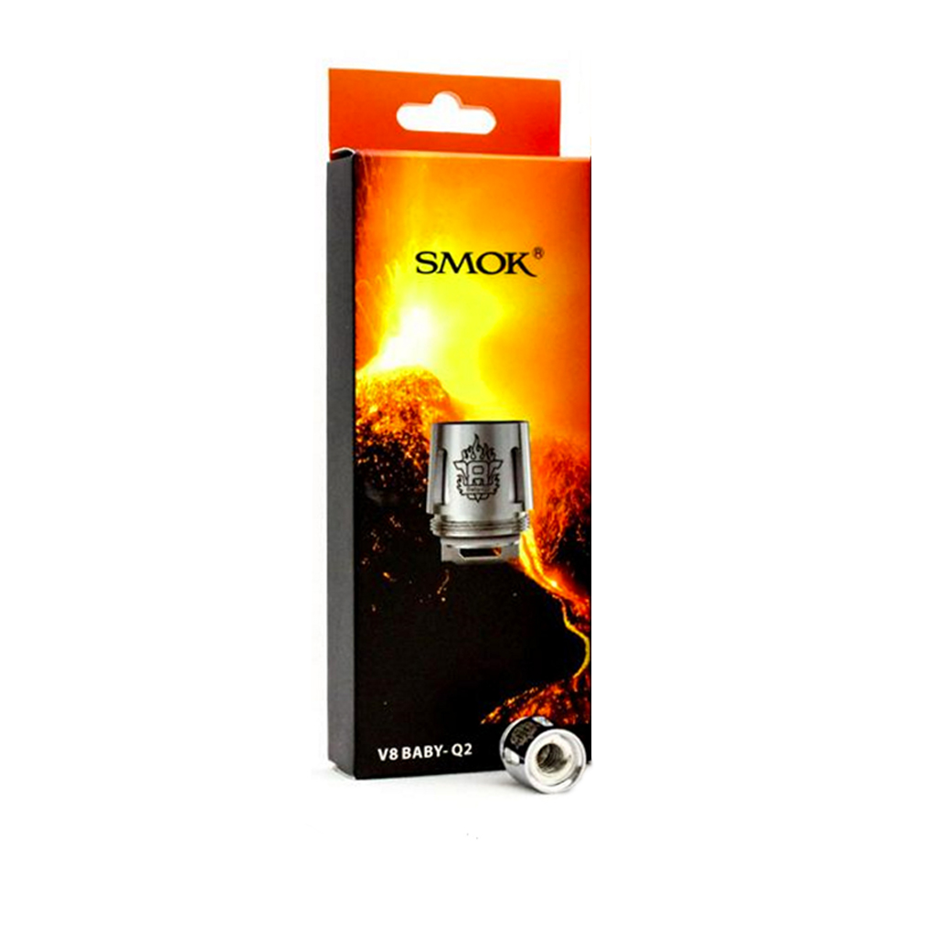 SMOK TFV8 Baby - Q2 Coil (5-Pack) Photo