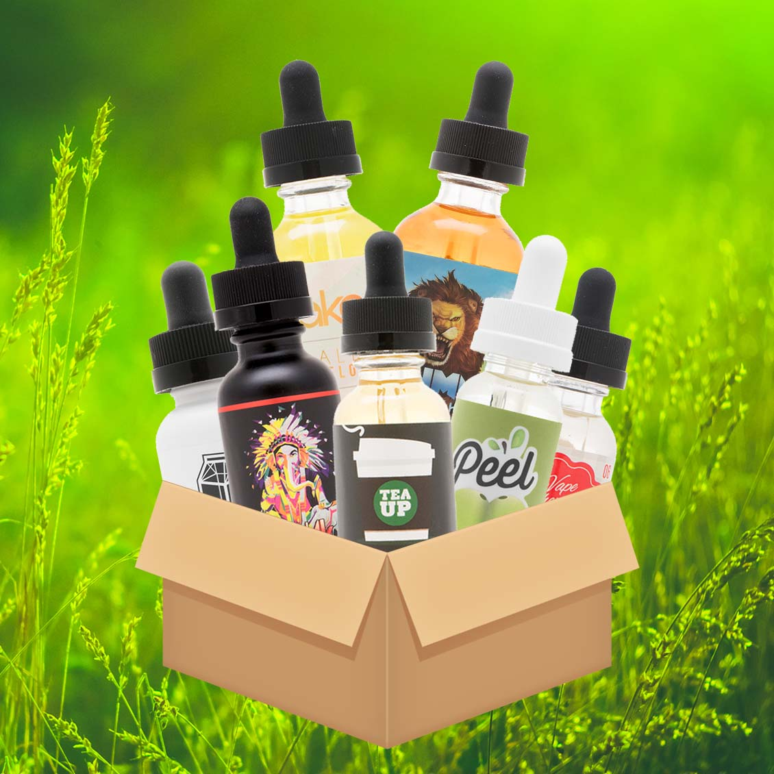 Customer Appreciation Bundle 10 - 300mL! Photo