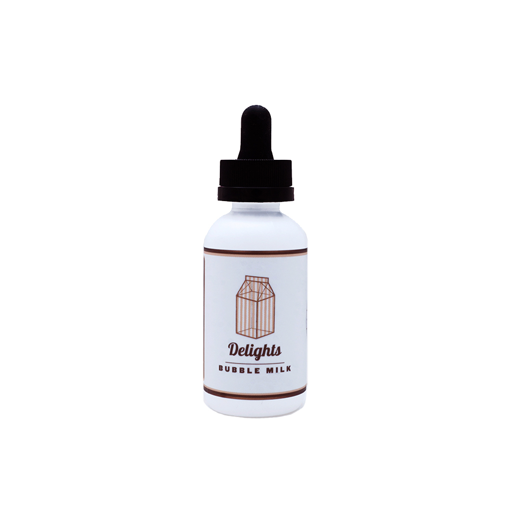 Bubble Milk by The Milkman Delights - 60mL Photo