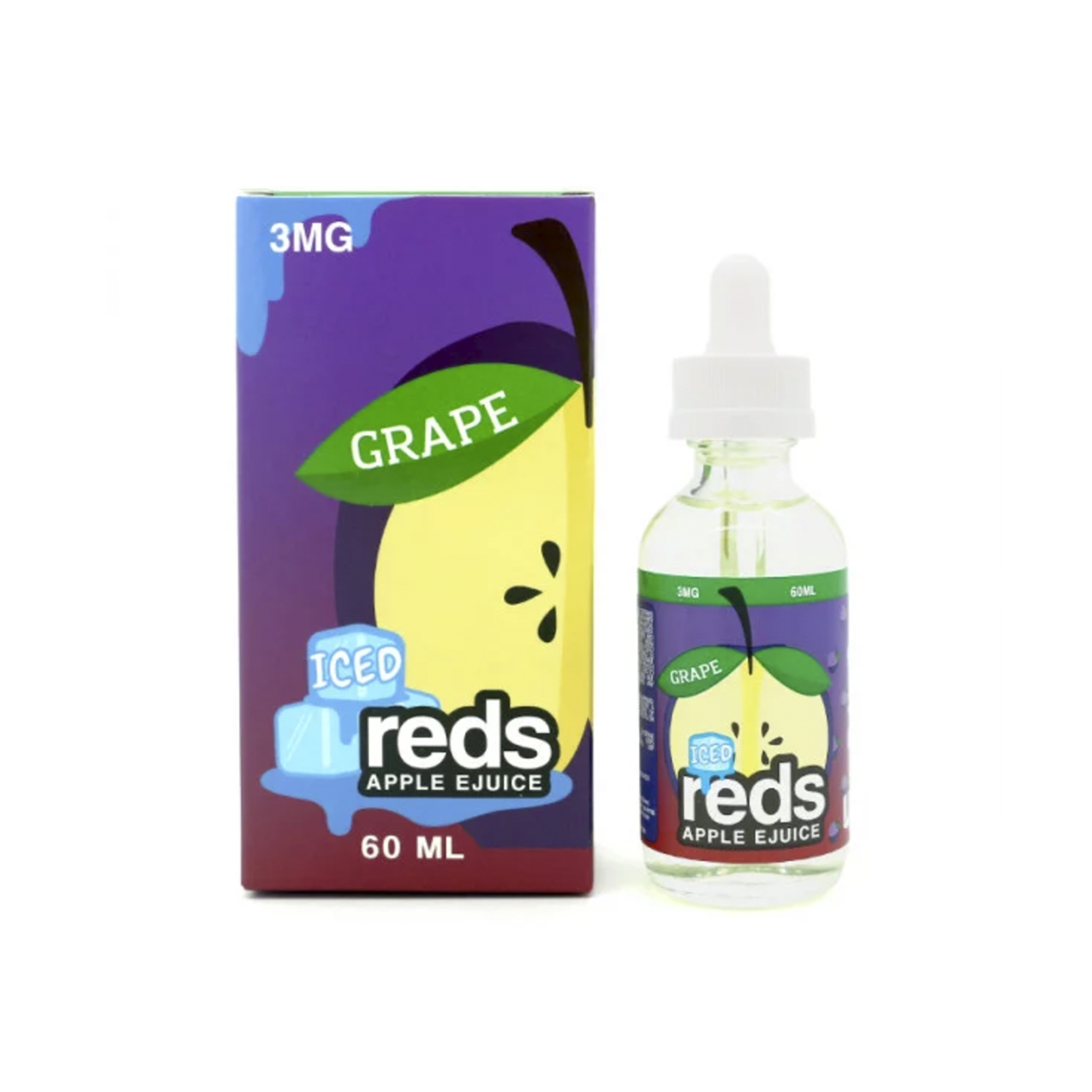 Reds Grape Iced Ejuice Photo