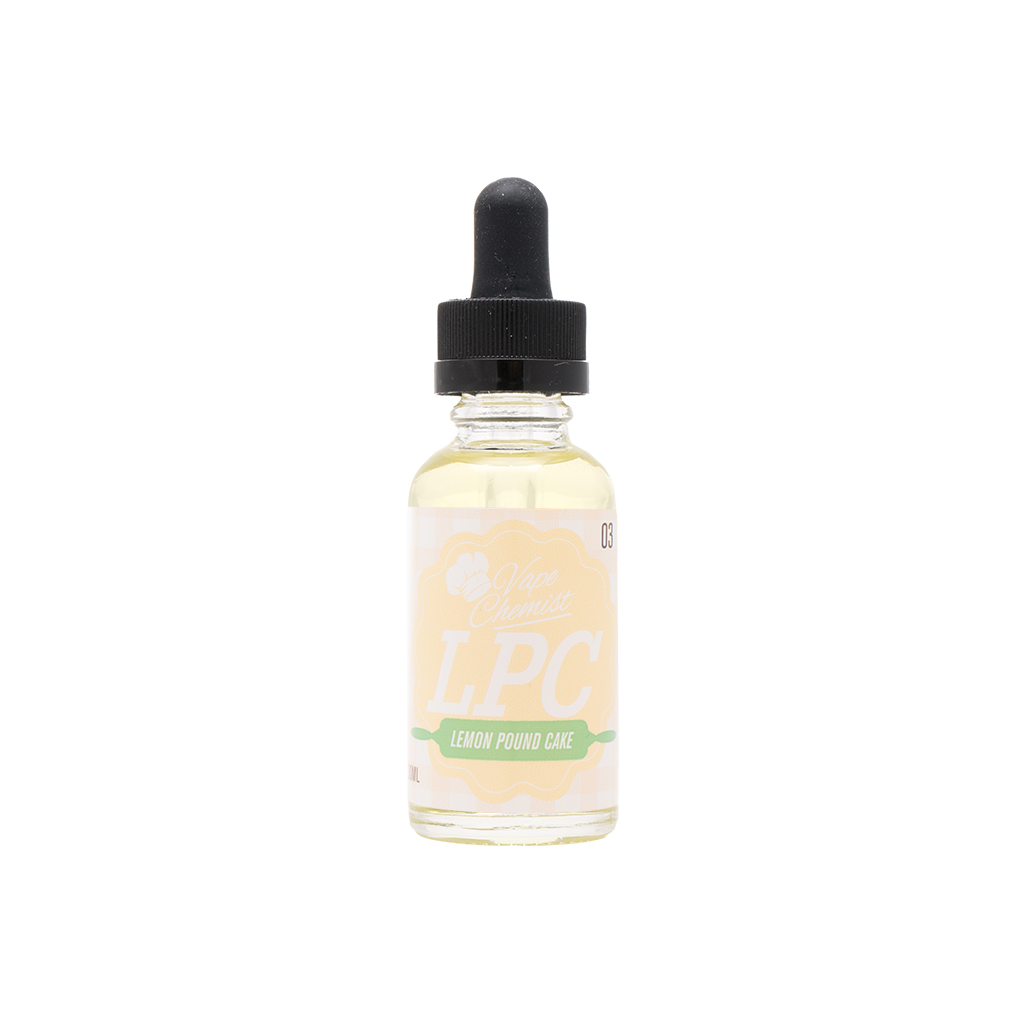 Lemon Pound Cake by The Vape Chemist Photo