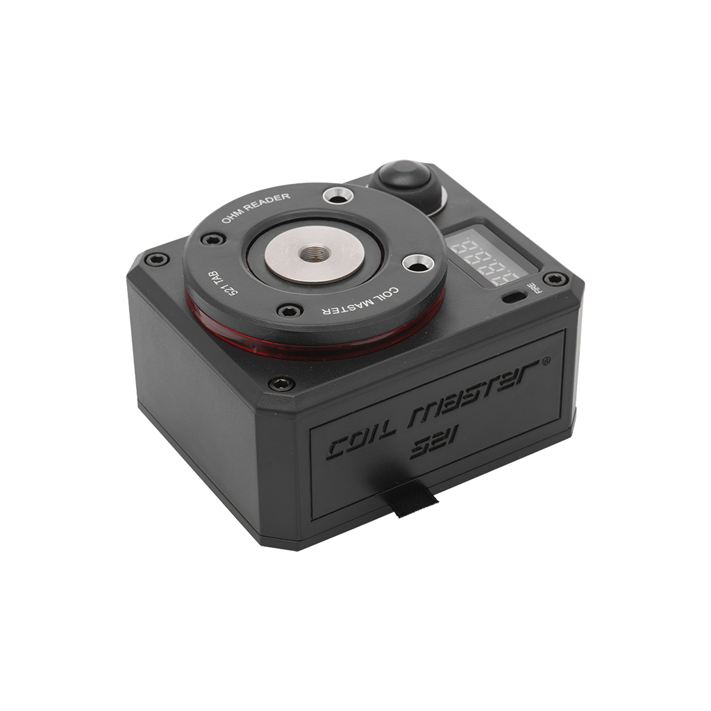 Coil Master 521 Tab Ohm Meter Photo
