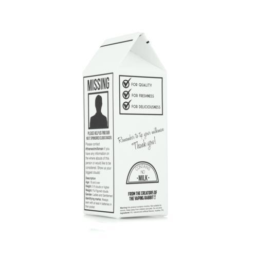 The Milkman E-Liquid Photo