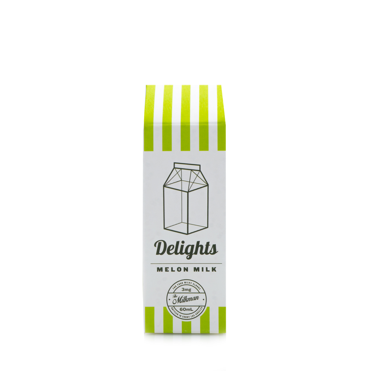 Melon Milk by The Milkman Delights - 60mL Photo