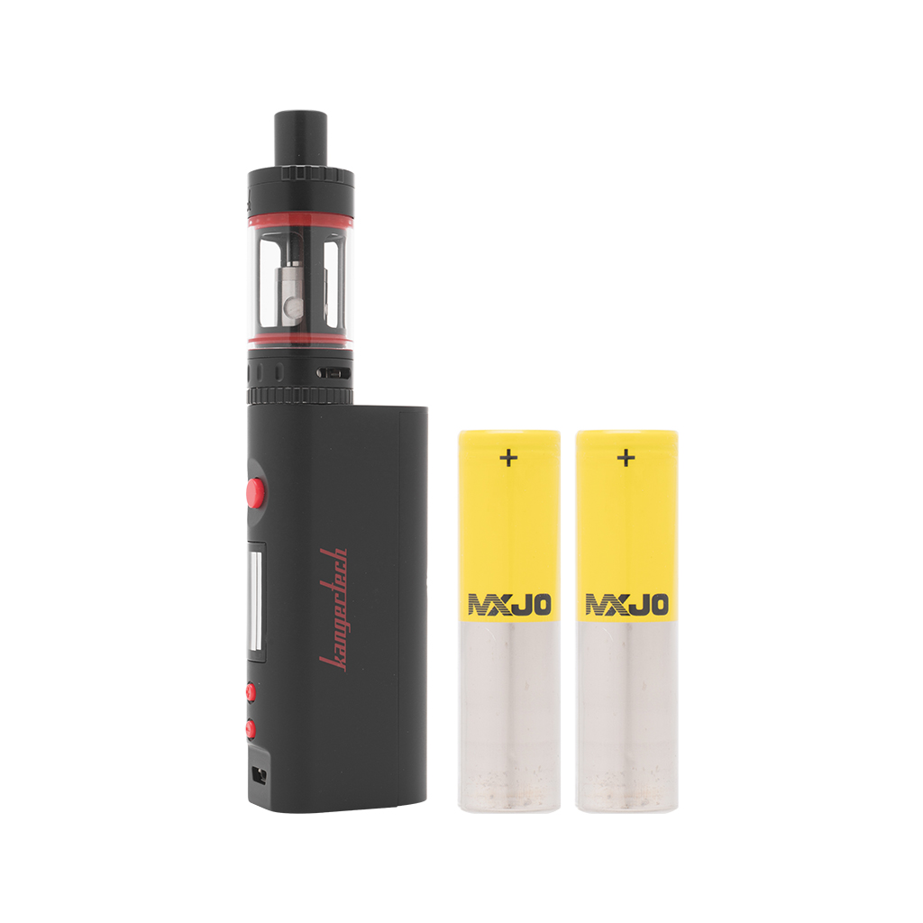 Signature Hardware Bundle | Kanger Topbox Mini Kit + 2X 3000mAh 35A Photo
