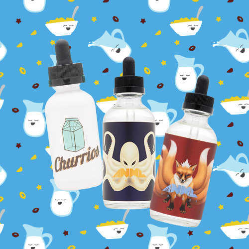 Cereal Lovers Bundle - Featuring Churrios, Looper, & Fury Photo