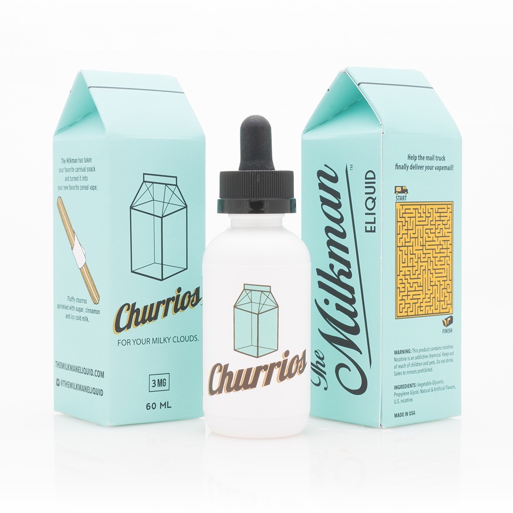 Churrios by The Milkman - 60mL  Photo