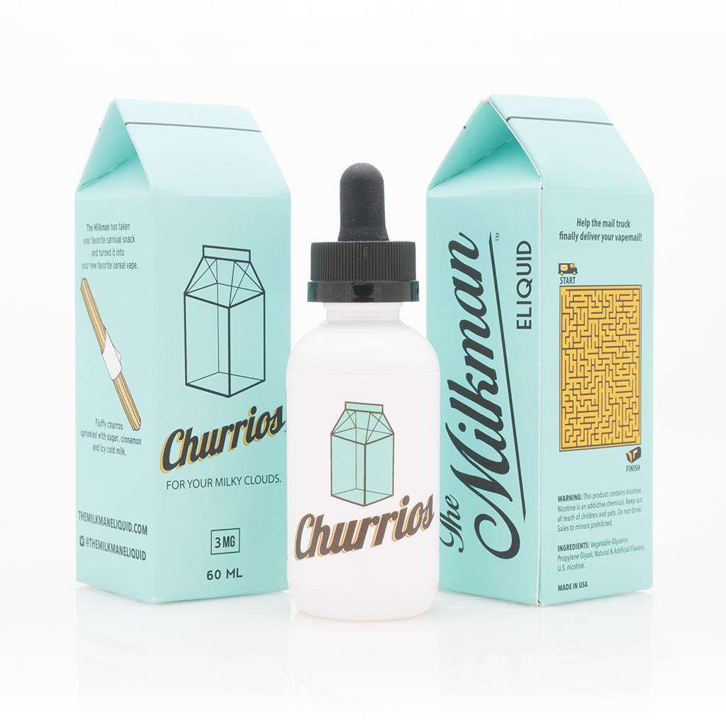 Churrios 60mL by The Milkman Photo