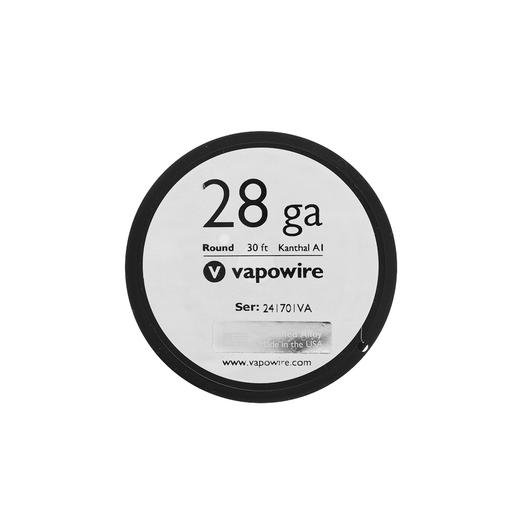 Vapowire Kanthal 28G (30 ft) Photo