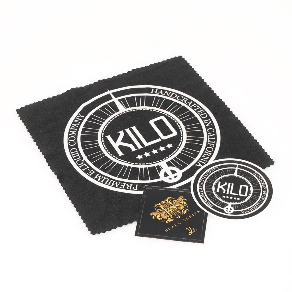 Kilo Black Series - Birthday Cake Photo