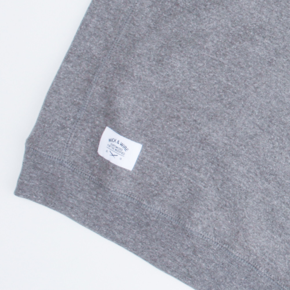 Wick & Wire – Heavy Hitter Fleece Crewneck | Unisex Photo