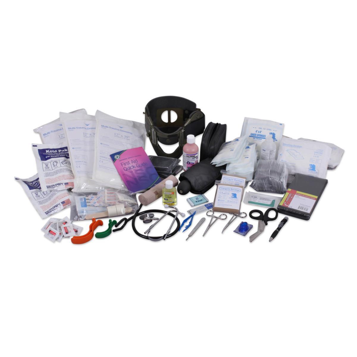 rothco emt medical trauma kit emt bag w - First Aid Supplies