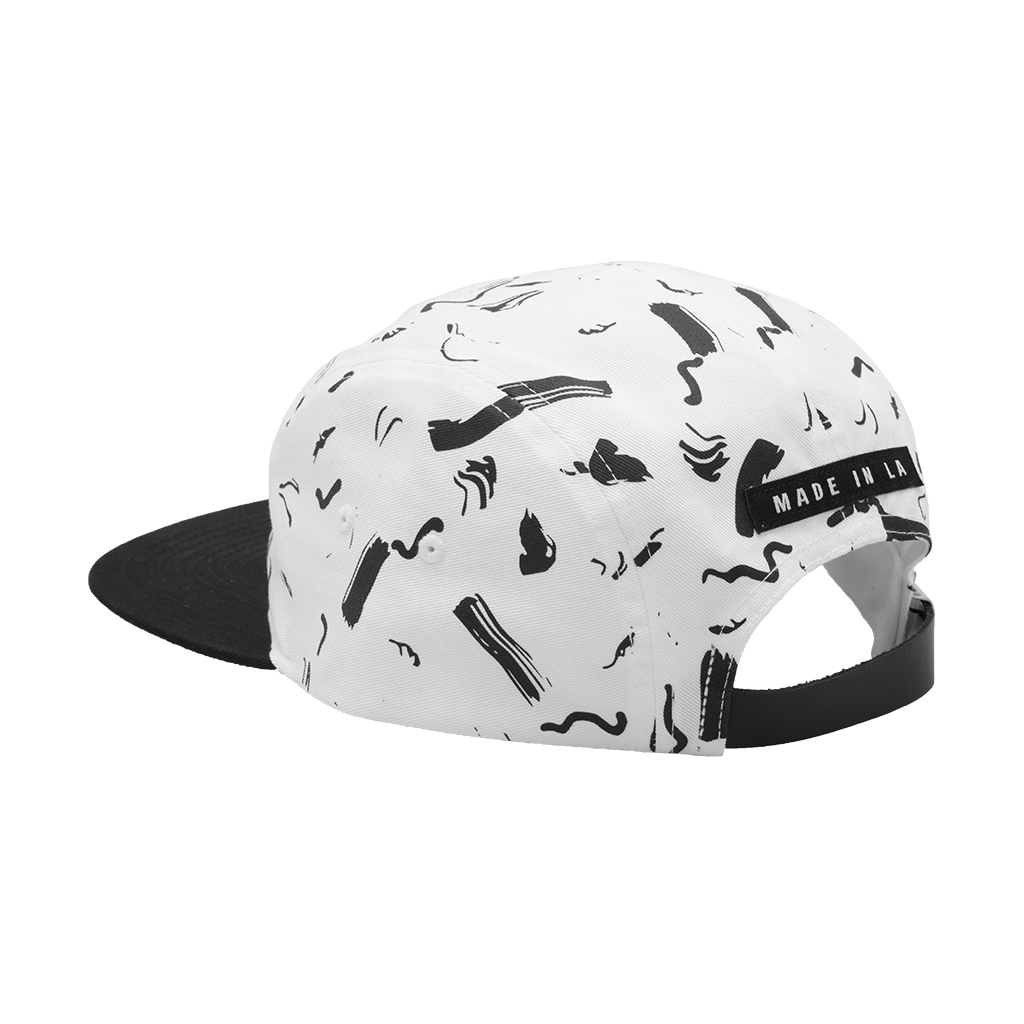 Drip Club 5-Panel Hat - Off Shore Design Photo