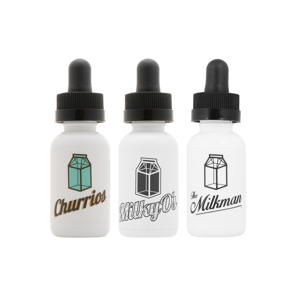 The Milkman 3-Bottle Special Edition Value Pack | 1x The Milkman + 1x Churrios + 1x Milky O%27s Photo