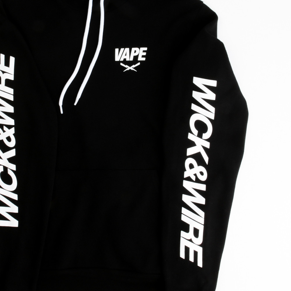 Wick & Wire – Strong Arm Hoodie   Men & Women Sizes Available Photo