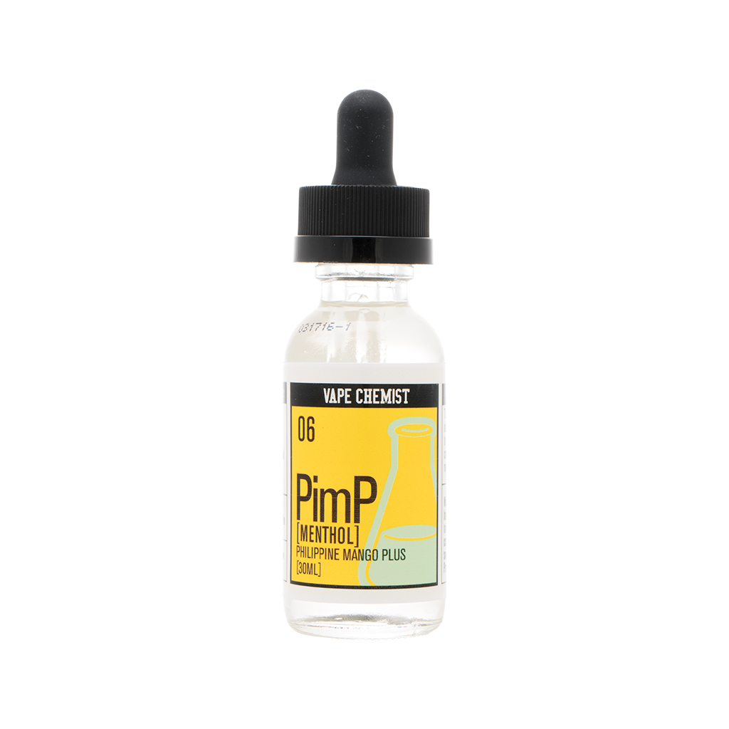 Vape Chemist - Philippine Mango Plus - 30 mL Photo