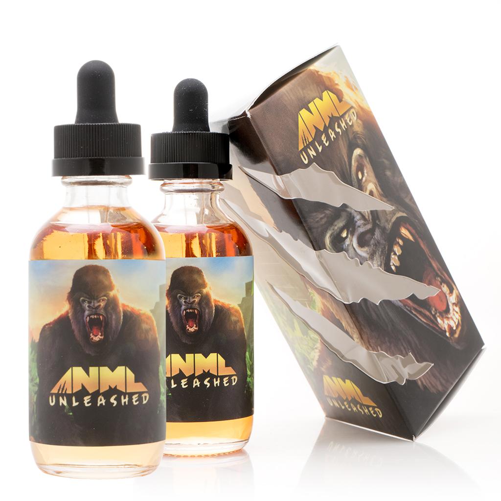 ANML Unleashed - Beast   Signature Value Pack: 2 Bottles 120mL Photo