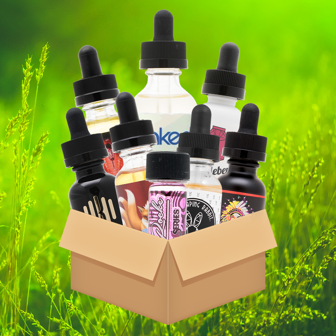 Customer Appreciation Bundle 8 - 270-300mL! Photo