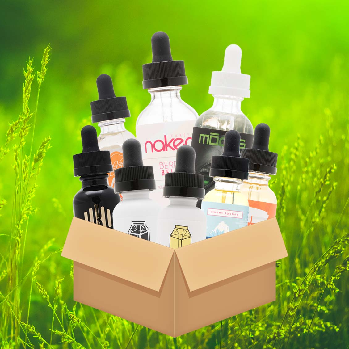 Customer Appreciation Bundle 9 - 300mL! Photo