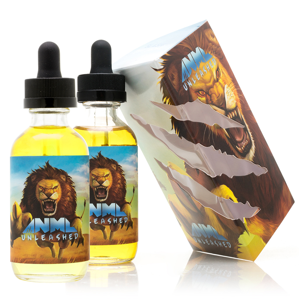 ANML Unleashed Slash | Signature Value Pack: 2 Bottles Photo