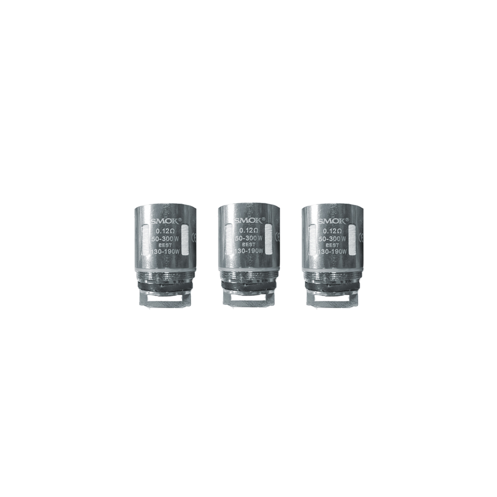 SMOK TFV8 T10 0.12ohm Deca Coil (3-Pack) Photo
