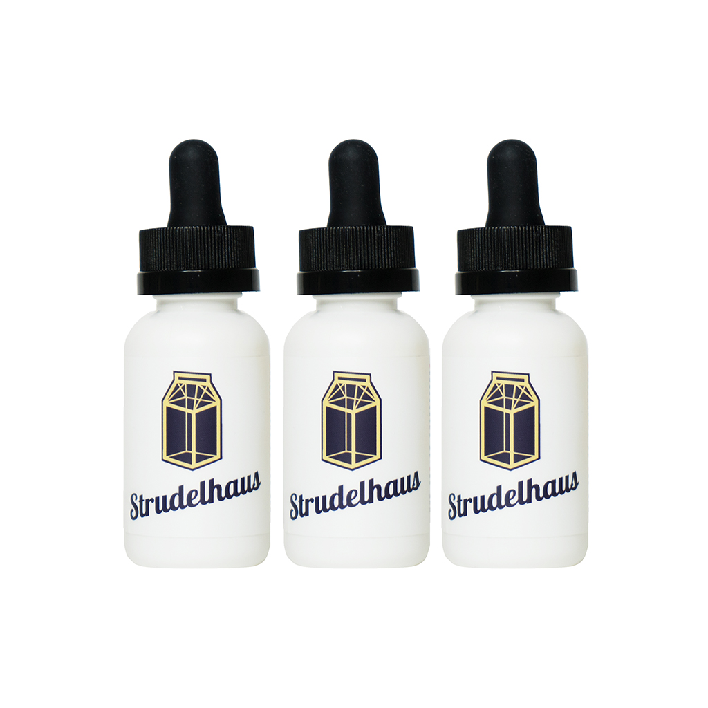 The Milkman - Strudelhaus | Signature Value Pack: 3 Bottles Photo
