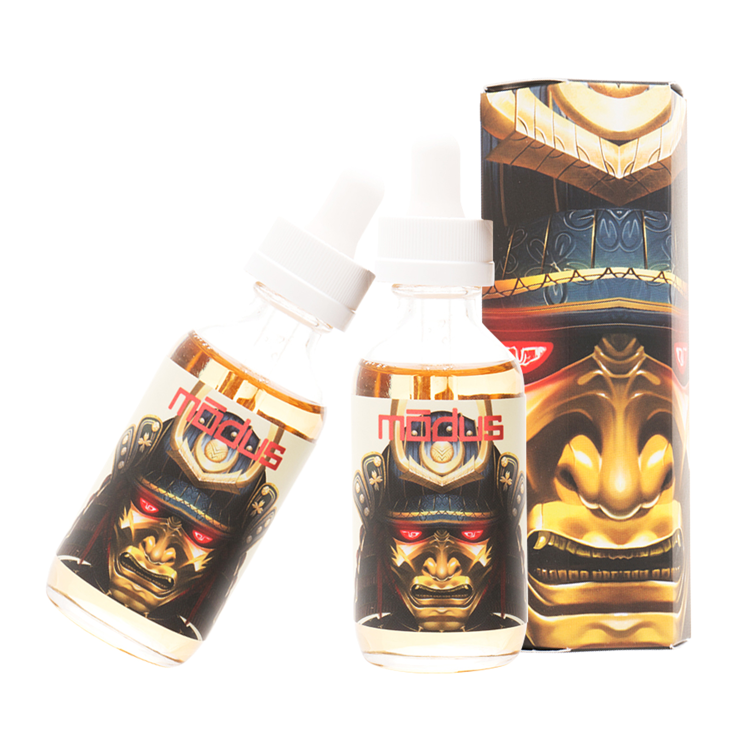 Modus Vapors - Akuma | Signature Value Pack: 2 Bottles 120mL Photo