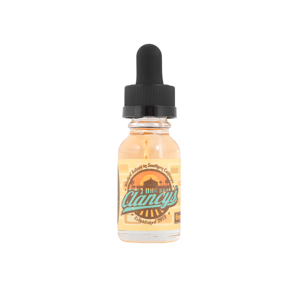 Clancys Vapors - Sunburst Photo