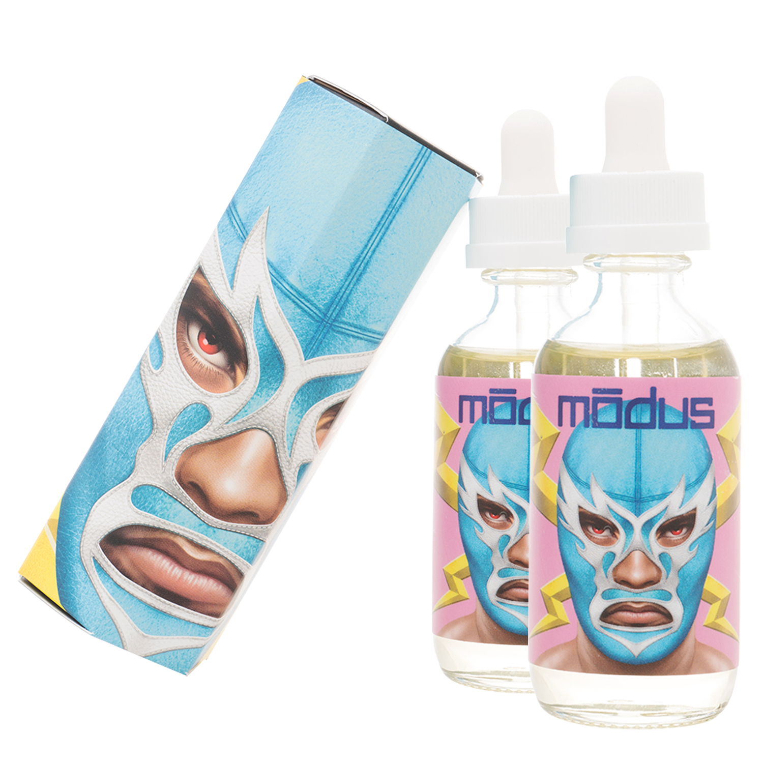 Modus Vapors - Pablo | Signature Value Pack: 2 Bottles 120mL Photo