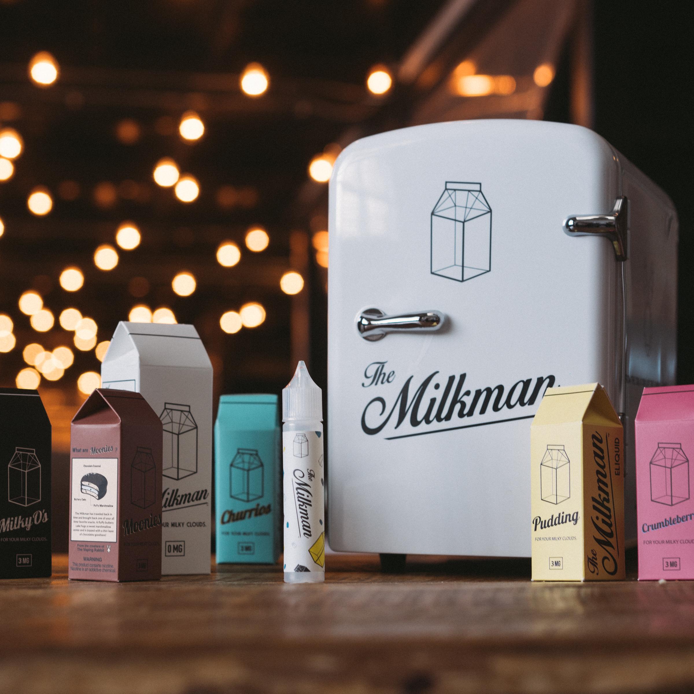 The Milkman 30mL Unicorn Bottle  Photo