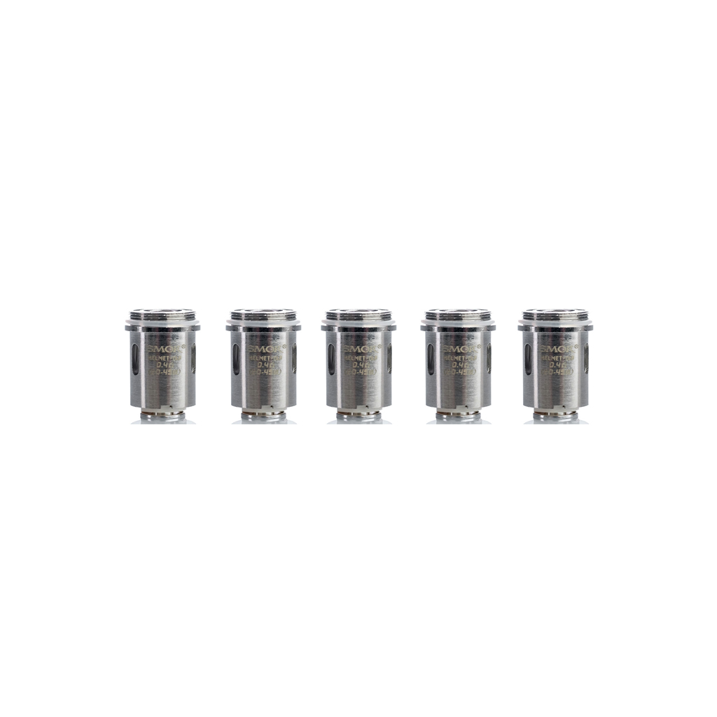 SMOK Helmet 0.4ohm Coil (5-Pack) Photo